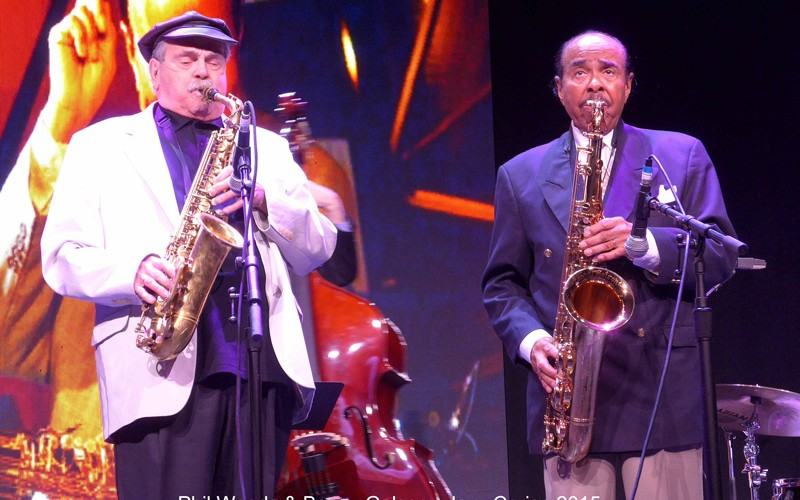 Phil-Woods-+-Benny-Golson---Jazz-Cruise-2015