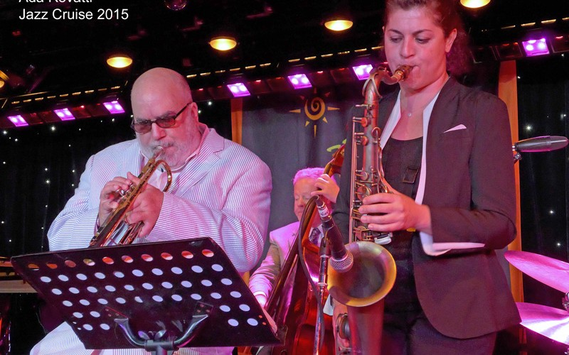 Randy-Brecker-+-Ada-Rovatti---Jazz-Cruise-2015